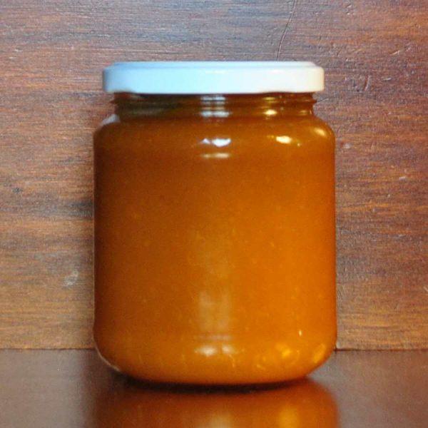 Vasetto mostarda di zucca e conguatti